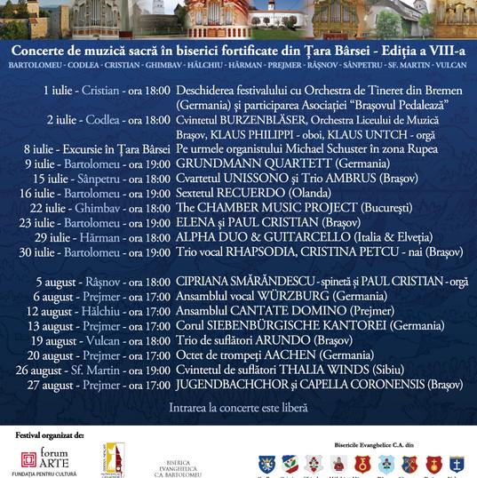 "Alpha Duo - Classical Recital at ""Musica Barcensis Festival"""
