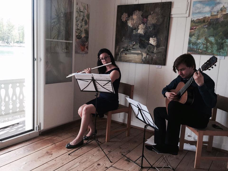 Music for events - Vernissage