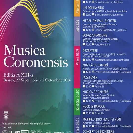 Alpha Duo - Classical recital at Musica Coronensis Festival