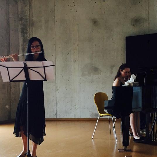 Alpha Duo - Recital
