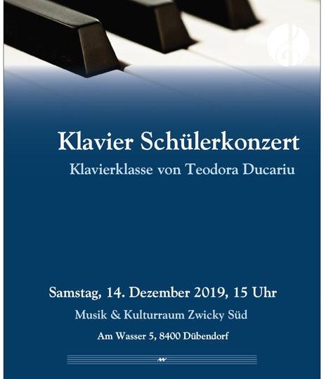 Students concert December 2019