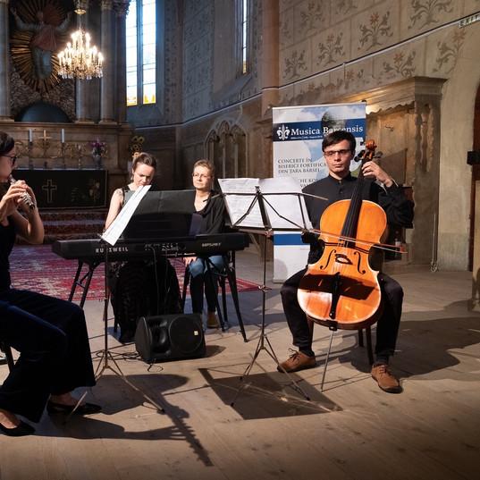 Alpha Trio - Recital at Musica Barcensis