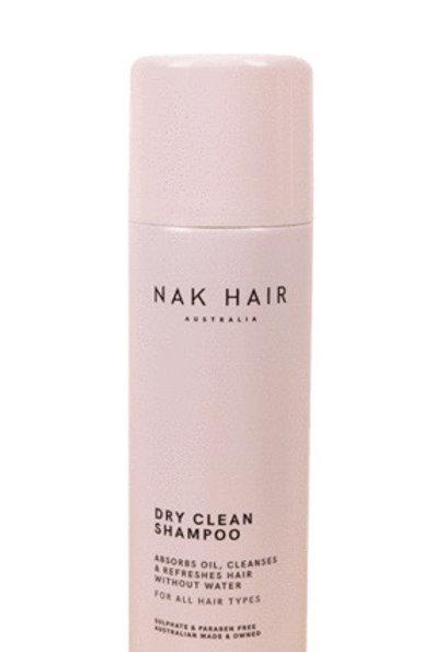 Dry clean shampoo