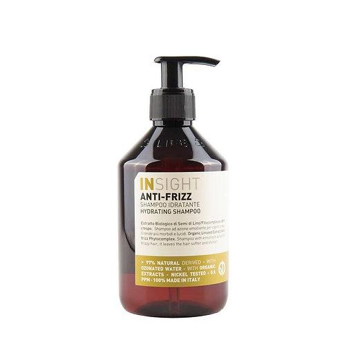 Insight anti frizz hydrating shampoo 400 ml