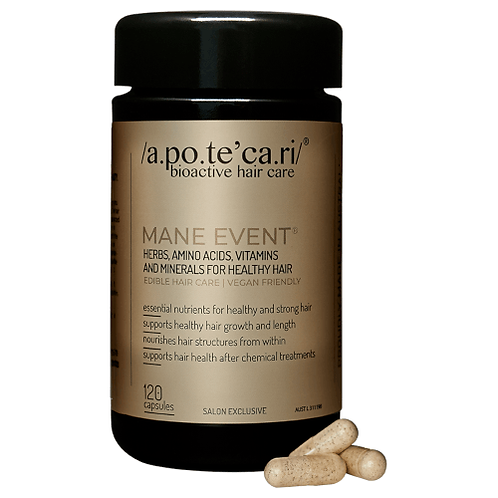 Mane event 2 mth supply - herbs, amino acids, vitamins and minerals for healthy