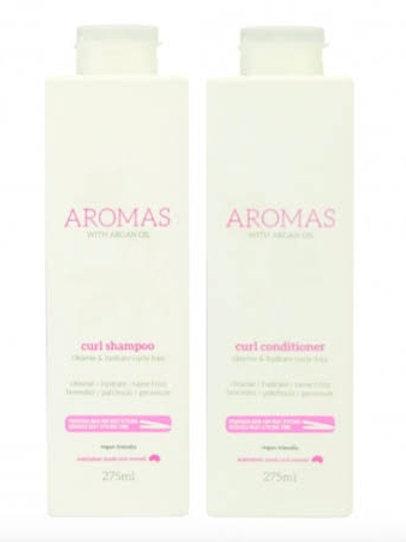 Aromas curl duo
