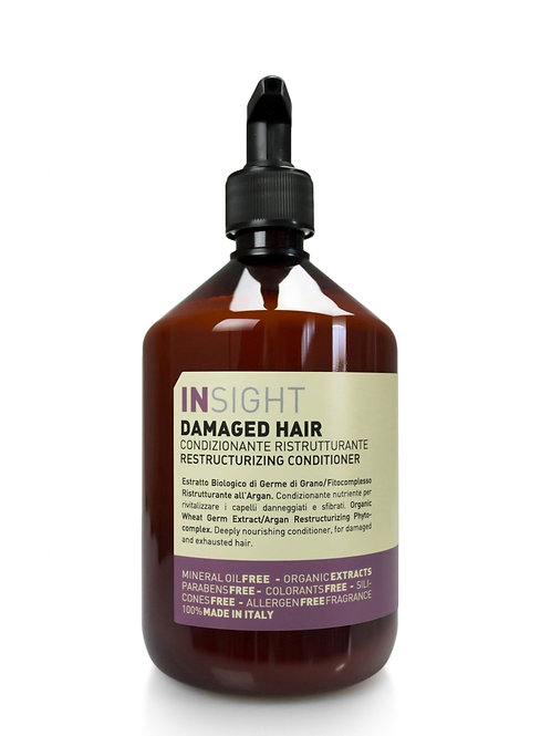 Insight damaged hair restructurizing conditioner 400ml