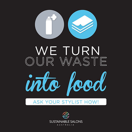we turn our waste into food