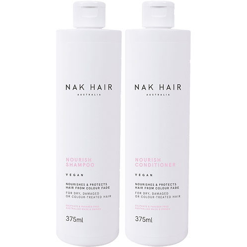 Nourish shampoo