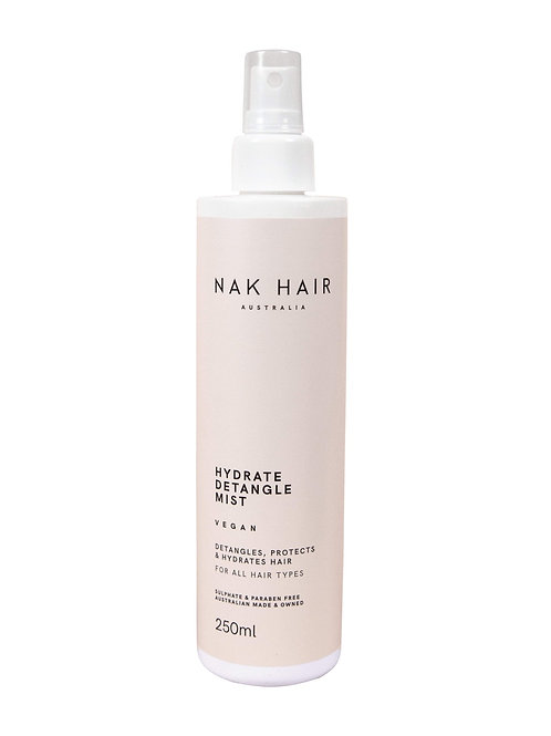 Hydrate and detangle mist