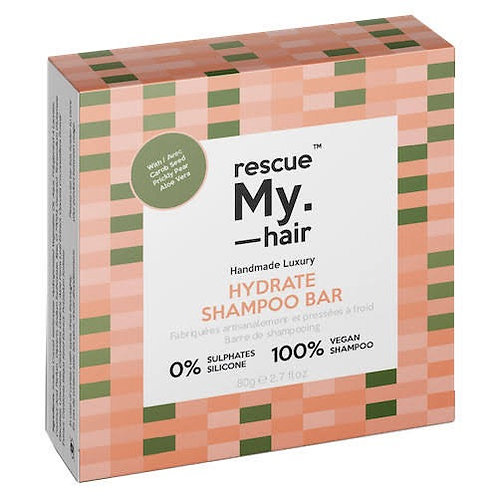 Rescue My. Hair Hydrate Shampoo Bar