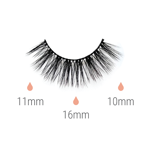 Magnetic lashes  - think twice