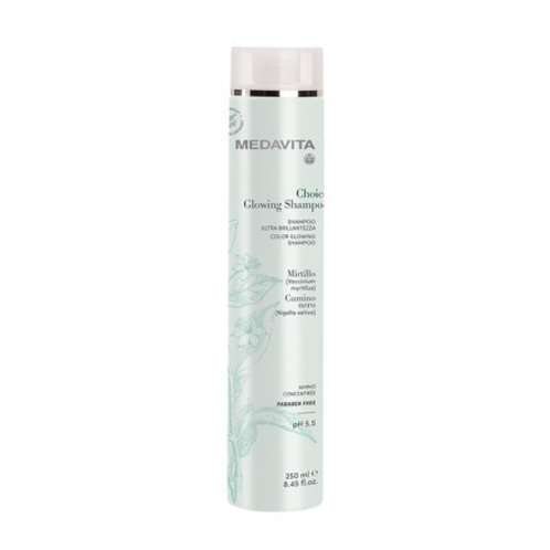 Medavita Choice Glowing Shampoo 250 ml