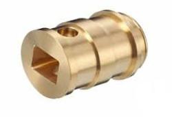 copper machined 1