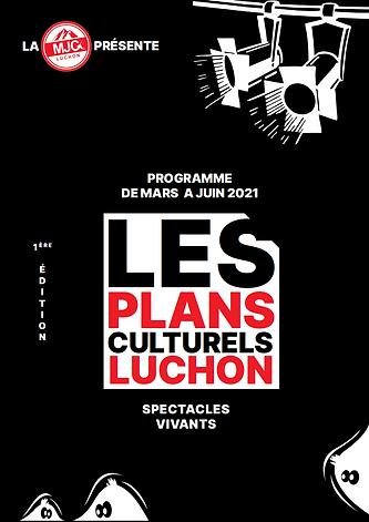 Programme Luchon - Plans culturels - mar