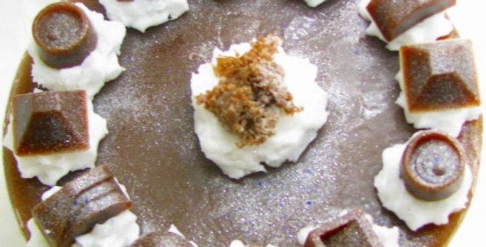Chocolate Gateaux Slice
