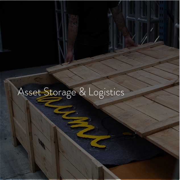 Asset Storage & Logistics
