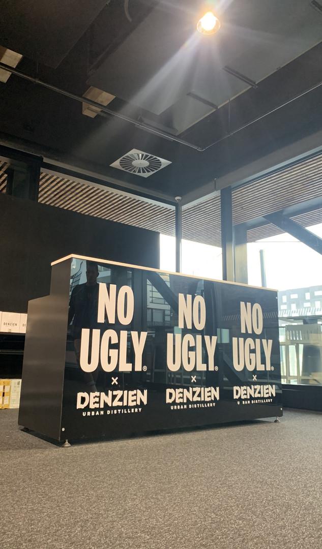 NO UGLY X Denzien / Gindulgence