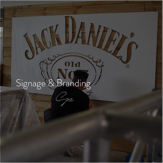 Signage & Branding
