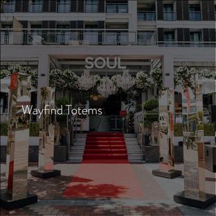 Wayfind Totems