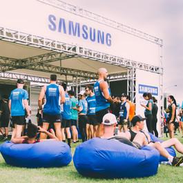 Samsung / Round the Bays