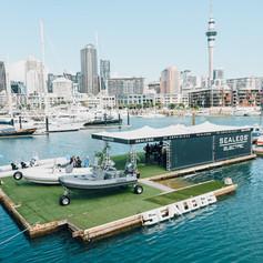 Sealegs / On Water Boat Show