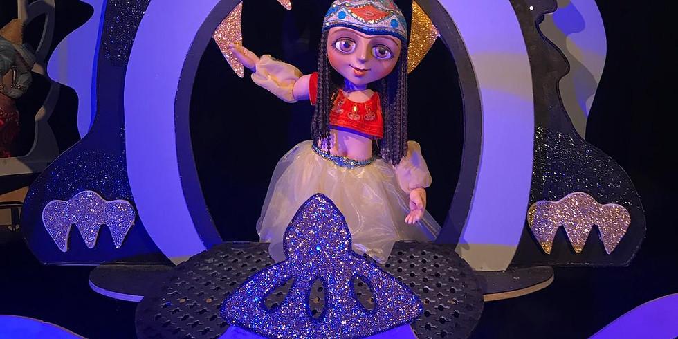 "Bern: ""Алладин"" кукольного театра ""Koekla"""