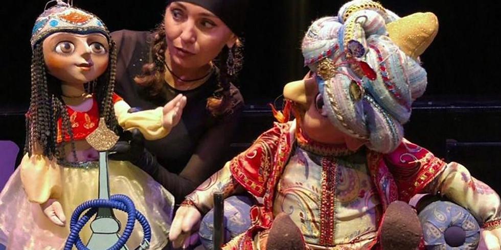 "Zürich: ""Алладин"" кукольного театра ""Koekla"""