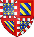 Blason historique de la Bourgogne