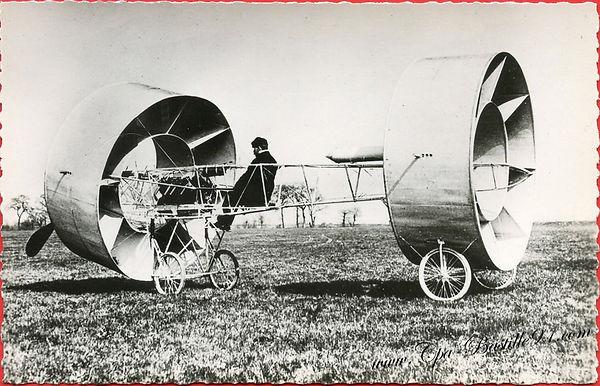 Aéroplane Givaudan atelier Vermorel