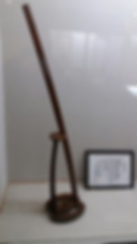 Bokken musée Miyamoto Musashi à Ōhara-Cho