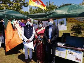 India Fair organized at BioTOPIA MeBYO Valley
