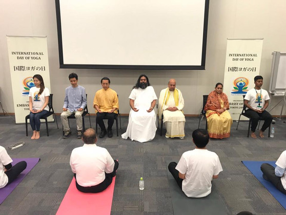 IDY in Japan Parliament