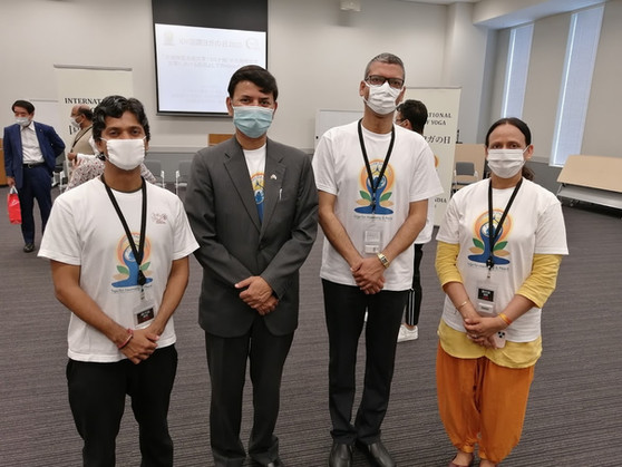 IDY in Parliament of Japan