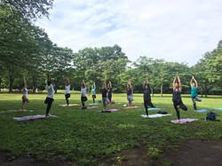IDY at Yoyogi Park