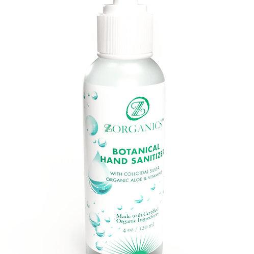 Zorganics Botanical hand Sanitizer