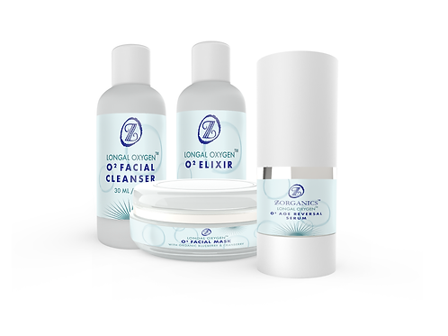 Longal Oxygen Facial Kit