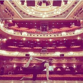 The Bradford Alhambra Theatre