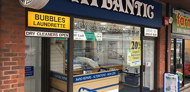 Atlantic Dry Cleaners in Portswood