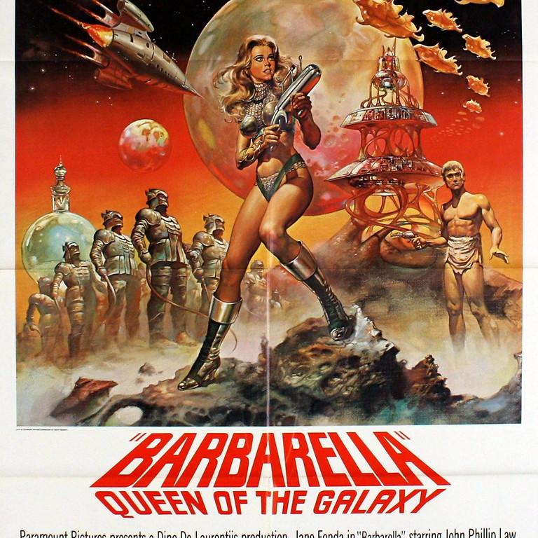 Barbarella Movie Night