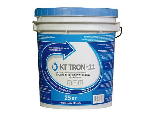 КТтрон-11 (Проникающая гидроизоляция для бетонов, прослуживших длительный срок)