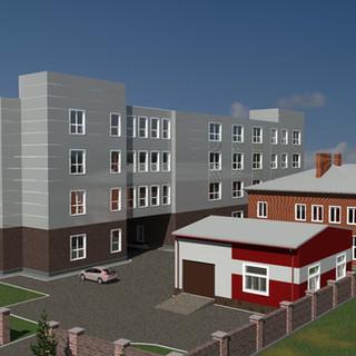 Модернизация производственного здания