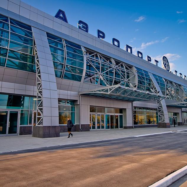Международный аэропорт Новосибирск (Толм