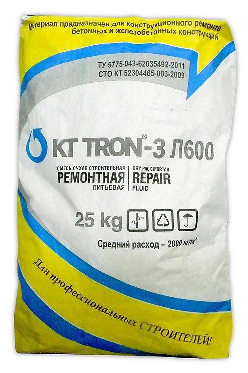 КТтрон-3 Л600 (литьевой высокопрочный ремонтный состав)