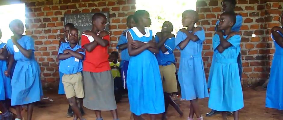 Kin kids song and dance