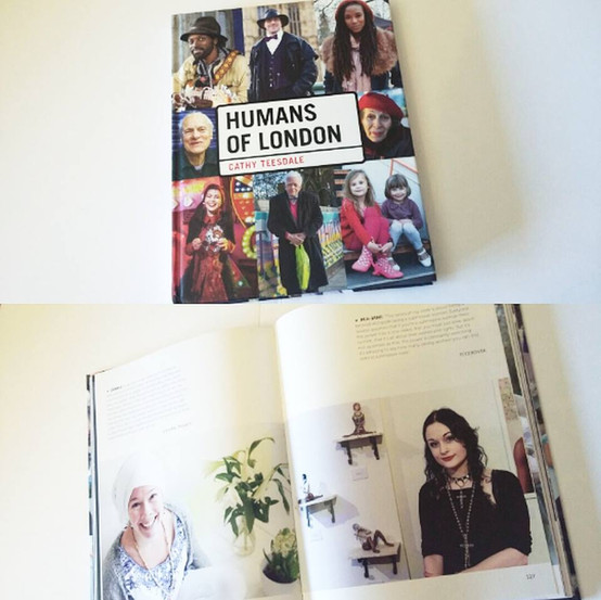 Article about series in 'Humans of London'
