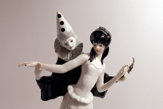Pierrot and the other Fool