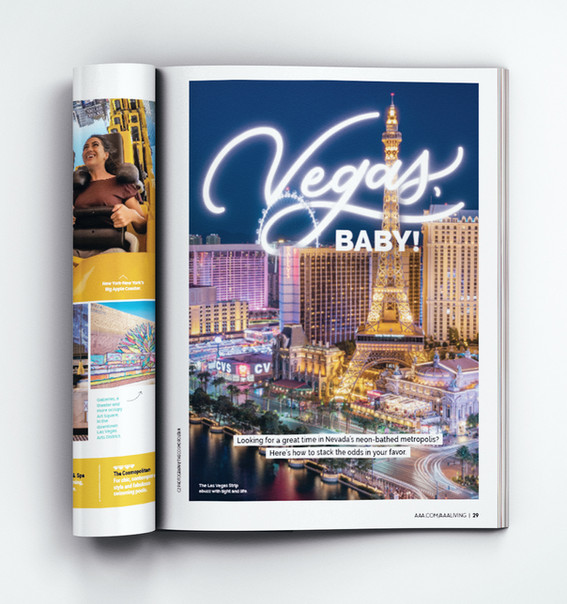 AAA Living Vegas Spread