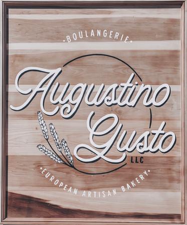 Augustino Gusto Signage