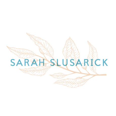 Sarah Slusarick Alternate Logo